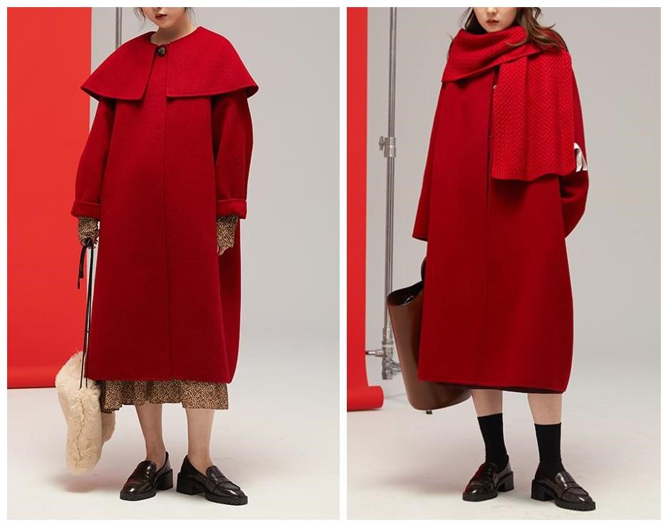 女生新年必备的6件外套,让你时髦洋气过新年!-幽兰花香