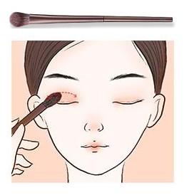 各种化妆刷的用法以及作用效果,爱化妆的你一定要看哦!-幽兰花香