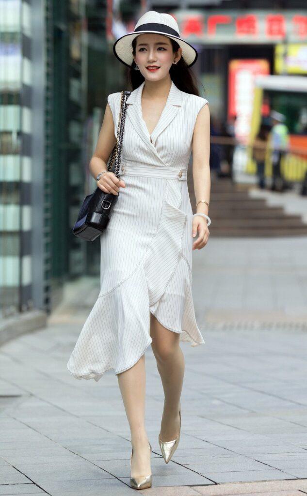 真正有内涵的女人,穿衣打扮都有这6个特征,美得高级又气质-幽兰花香