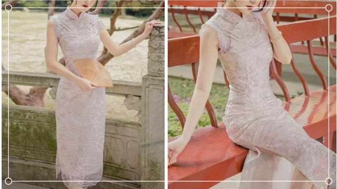 2020年夏季流行什么款式的裙子?-幽兰花香